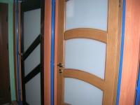 Dallas drzwi drewniane 1